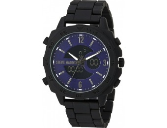 67% off Steve Madden SMW023 (Black) Watch