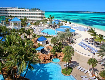 $250 off 4 Night $500+ Bahamas Package at select Nassau Resorts