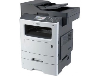 51% off Lexmark MX511dte MFC All-In-One Monochrome Laser Printer