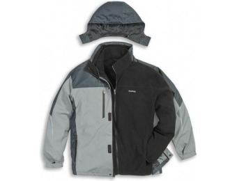67% off Reebok Laminate Mens System Jacket