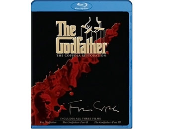 69% off The Godfather Collection Blu-ray (Coppola Restoration)