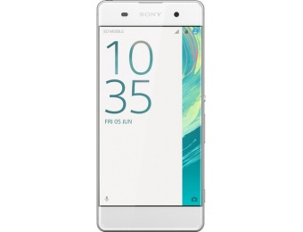 $130 off Sony XPERIA XA 4G LTE 16GB Cell Phone (Unlocked)