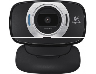 49% off Logitech HD Webcam C615