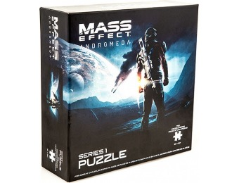 50% off Mass Effect: Andromeda 750pc Puzzle