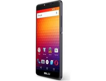 $50 off BLU R1 Plus 4G LTE Unlocked Smartphone - 32GB + 3GB RAM