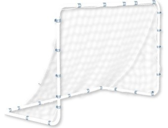 60% off Franklin Sports MLS 6'x4' Competition Soccer Goal