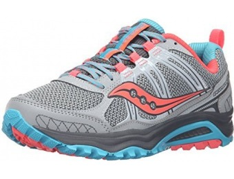 50% off Saucony Women's Grid Excursion Tr10 Trail Running Shoes