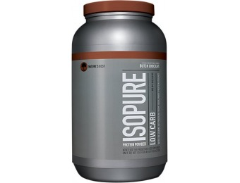 54% off Isopure Low Carb Protein Shake