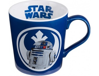 54% off Vandor Star Wars R2-D2 12oz. Ceramic Mug
