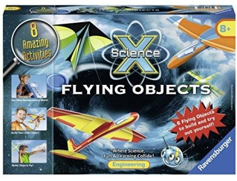 83% off Ravensburger Science X Flying Objects Science Kit