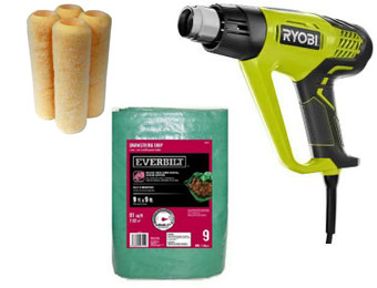20-50% off Home Fix-Up Accessories at Home Depot