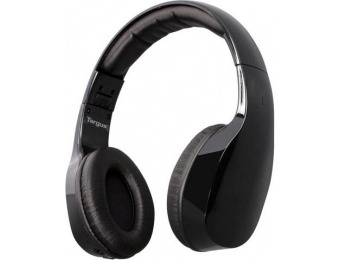57% off Targus Bluetooth Wireless Over-Ear Headphones