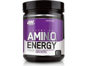 $32 off Optimum Nutrition Amino Energy with Green Tea and Green Coffee Extract