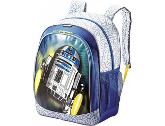 50% off American Tourister Star Wars R2D2 Backpack