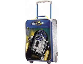 "41% off American Tourister Star Wars R2D2 18"" Wheeled Suitcase"