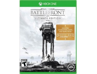50% off Star Wars Battlefront Ultimate Edition - Xbox One