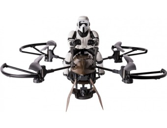 $90 off Air Hogs Star Wars 74-Z Speeder Bike Drone