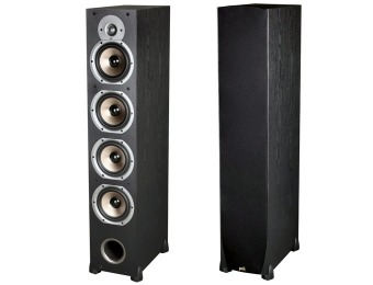 60% off Polk Audio Monitor 75T Four-Way Floorstanding Speaker