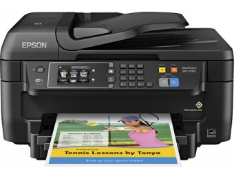 $70 off Epson WorkForce WF-2760 Wireless All-In-One Printer