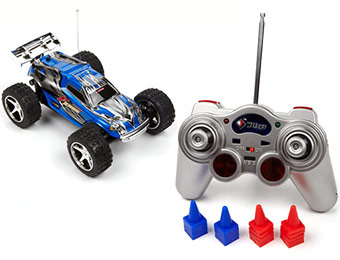67% off Speed Racing 1:52 20MPH Electric RC Truggy