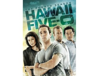 78% off Hawaii Five-0: The Fourth Season [6 Discs] [DVD]
