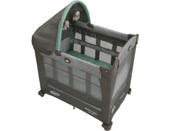 $56 off Graco Travel Lite Crib with Stages