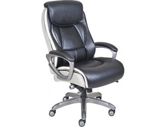 $235 off Serta Smart Layers Executive Tranquility Office Chair