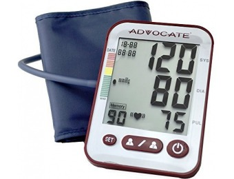 70% off Advocate Arm Blood Pressure Monitor