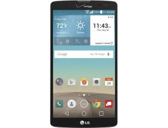 50% off Verizon Prepaid - LG G Vista 4G LTE 8GB Cell Phone