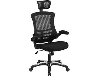 73% off High Back Black Mesh Executive Swivel Office Chair