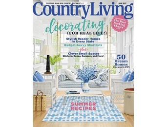 92% off Country Living Magazine - Kindle Edition