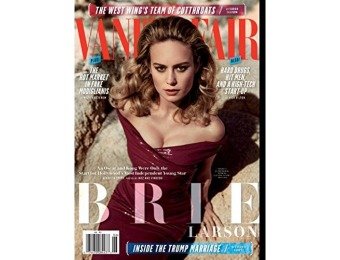 96% off Vanity Fair Magazine - Kindle Edition