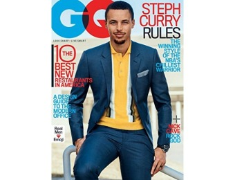 96% off GQ Magazine - Kindle Edition