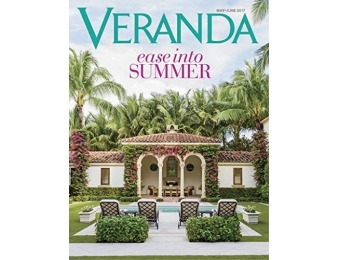 90% off Veranda Magazine - Kindle Edition