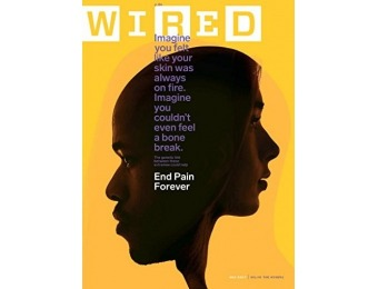 96% off Wired Magazine - Kindle Edition