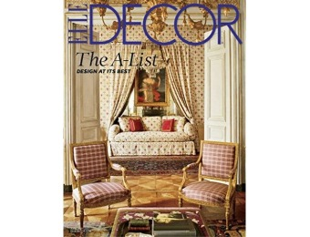 93% off Elle Decor Magazine - Kindle Edition