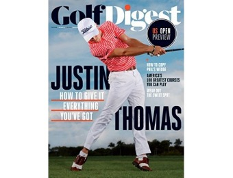 94% off Golf Digest Magazine - Kindle Edition