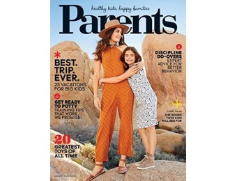 90% off Parents Magazine - Kindle Edition