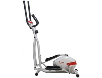 60% off Sunny Health & Fitness SF-E3416 Magnetic Elliptical Trainer