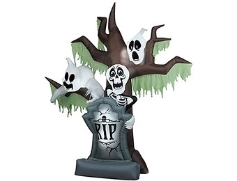 Up to 50% off Halloween Inflatables at Walmart, 33 to Choose from