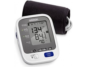 57% off Omron 7 Wireless Upper Arm Blood Pressure Monitor
