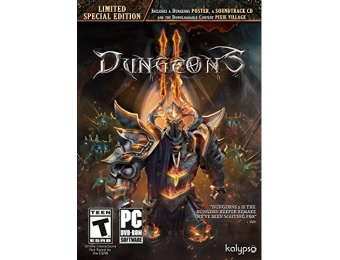 83% off Dungeons 2 (PC DVD) - Windows (Limited Special Edition)