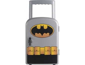 78% off Batman 0.1 Cu. Ft. Compact Refrigerator