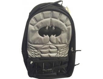 60% off DC Comics Batman Logo Backpack
