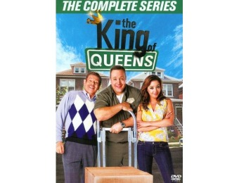44% off The King of Queens: The Complete Series [27 Discs] DVD