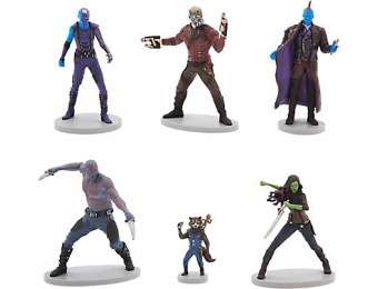 40% off Guardians of the Galaxy Vol. 2 Figure Play Set