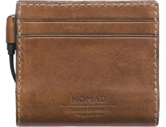 $70 off Nomad Leather 2400 mAh Charging Wallet Battery