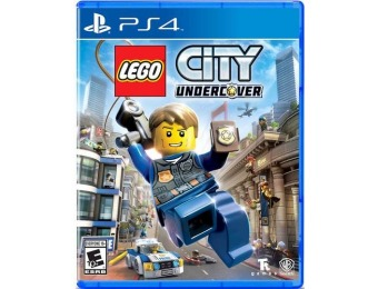75% off LEGO CITY Undercover - PlayStation 4