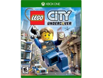 33% off LEGO CITY Undercover Xbox One