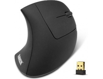 70% off Anker 2.4G Wireless Vertical Ergonomic Optical Mouse